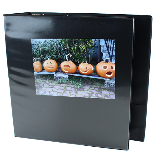 Avery Black Economy Showcase View Binders (12pk) (AVEESVBBK) Image 1
