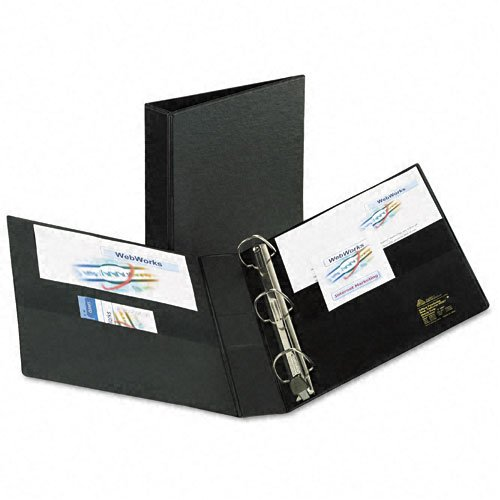 Avery Black One Touch Heavy Duty EZD Binders (AVEOTHEZDRBBK) Image 1
