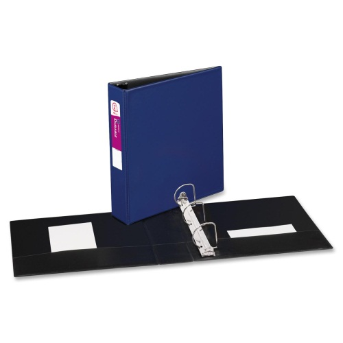 Avery Navy Blue Durable Slant Ring Binders (AVEDUEZBBL) Image 1