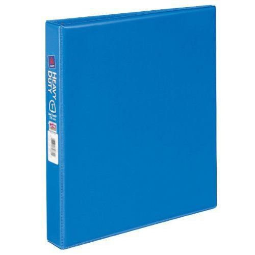 Avery Blue One Touch Heavy Duty EZD Binders (AVEOTHEZDRBBL) Image 1