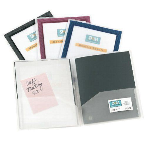 Avery Flexi-View Two-Pocket Folder (AVE-FVTPF) Image 1