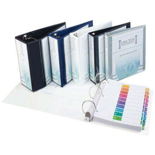 Avery Heavy Duty One Touch Binder Image 1