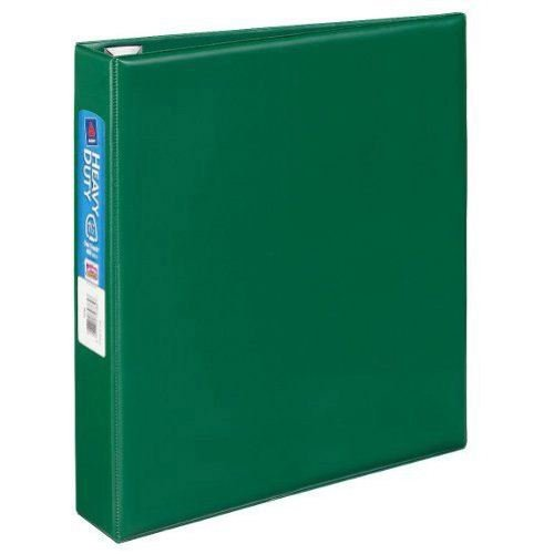 Avery Green One Touch Heavy Duty EZD Binders (AVEOTHEZDRBGN) Image 1