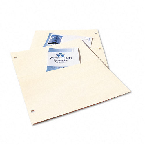 Avery Manila Untabbed Double Pocket Dividers 5pk (AVE-03075) Image 1