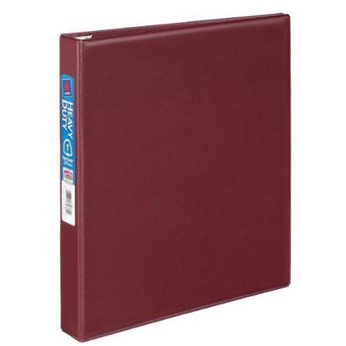 Avery Maroon One Touch Heavy Duty EZD Binders (AVEOTHEZDRBMN) Image 1