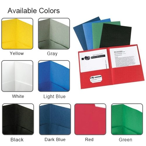Avery Two Pocket Folder (25pk) (AVE-TPF) Image 1