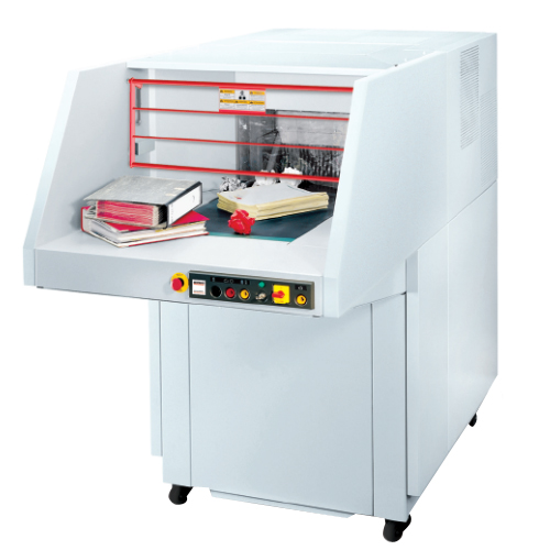 Large Capacity Paper Shredder Image 1