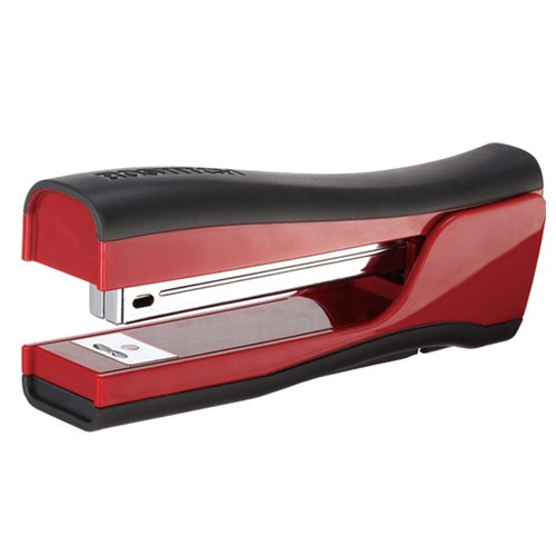 Stanley Bostitch Dynamo Red Stand-Up Stapler w/ Built-In Pencil Sharpener (B696RRED) - $11.18 Image 1