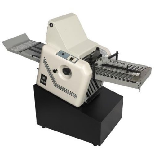 Baum 714XLT 8-Page Right Angle Tabletop Paper Folder (BAUM714XLTRA) - $10175 Image 1