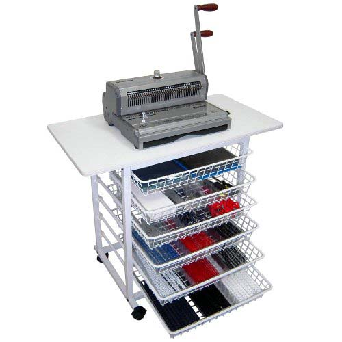 Akiles Binding System Workstation (AKAWS)