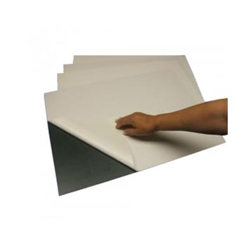 "Black 1/2"" Gator Mounting Board 24"" x 36"" with Permanent Adhesive - 3pk (550471) Image 1"