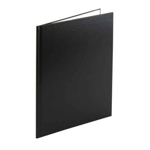 "Black 3/4"" Standard Thermal Hard Cover Cases - Box of 5 (BITHC340BK) - $30.42 Image 1"