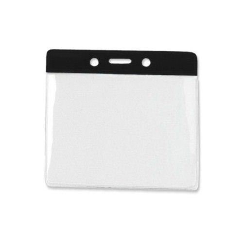 Extra Large Horizontal Color Bar Badge Holders Image 1