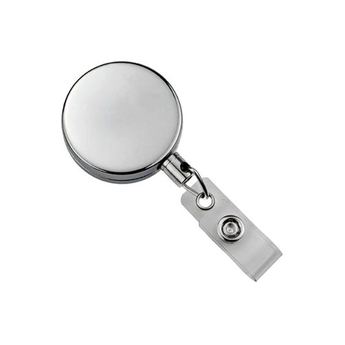 Metal Badge Reel Image 1