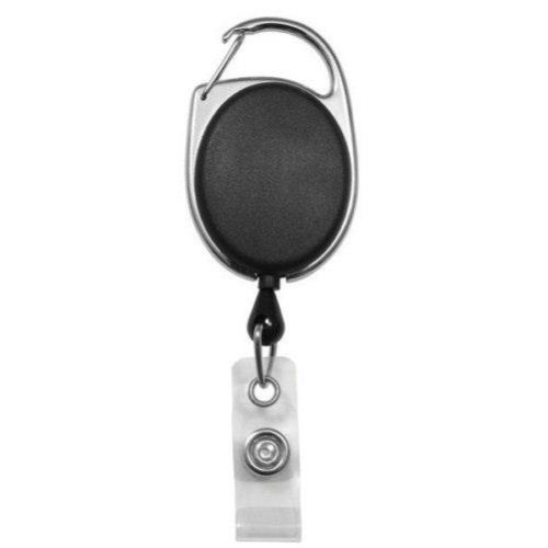 Carabiner Id Badge Reel Image 1