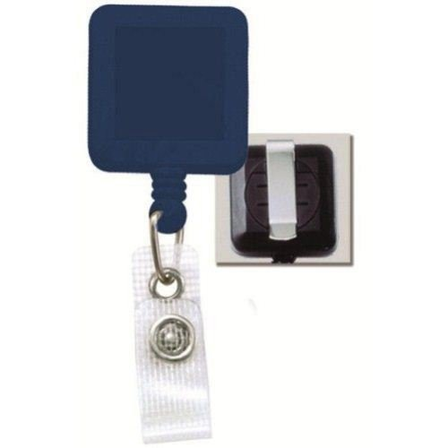 Black Badge Reel with Reinforced Strap Image 1