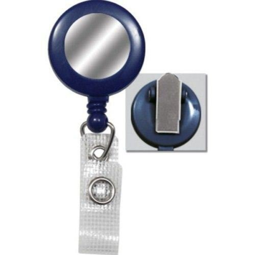Blue Badge Reel with Reinforced Strap Image 1