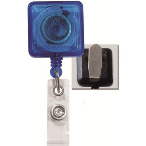 Blue Square Badge Reel Image 1