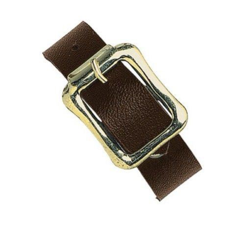 Brown Luggage Straps