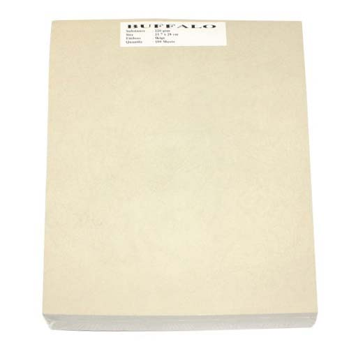 10mil Buffalo Board Binding Covers Image 1