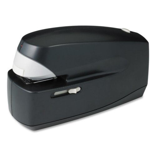 Business Source Black 25-Sheet Full-Strip Electric Stapler (BSN62829) Image 1