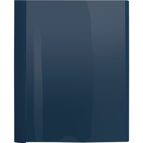 Business Source Dark Blue Letter Size Heavy Duty Clear Front Report Covers - 25pk (BSN78514) - $52.29 Image 1