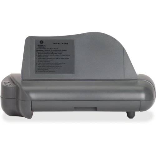 Business Source Electric 2-3 Hole Punch (BSN62901) Image 1