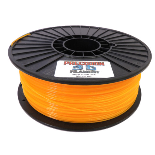 Butterscotch 1.75mm PLA Filament 2.5LB Spool (BUTSHPLAFSPOOL175) Image 1