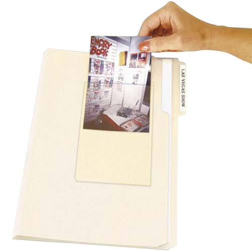 Clear Photo Holders 4x6 Image 1