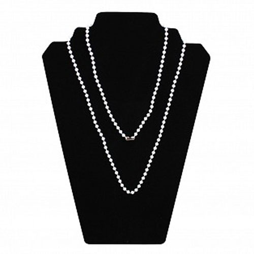 "C-Line 38"" Plastic White Neck Chains - 50/PK (CLI-88300) Image 1"