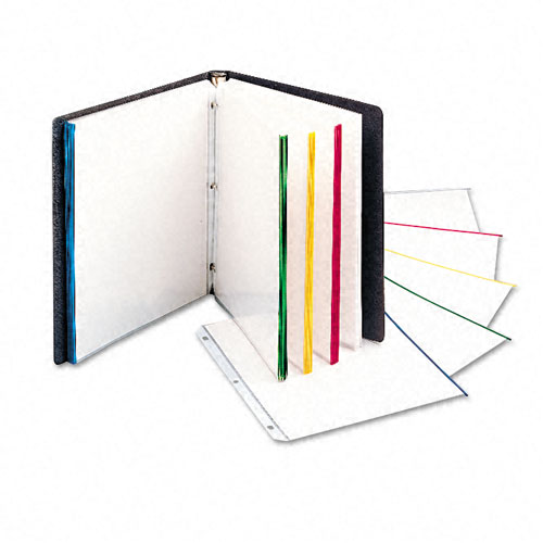 C-Line Assorted Colored Edge Sheet Protectors 50pk (CLI-62000) - $19.49 Image 1