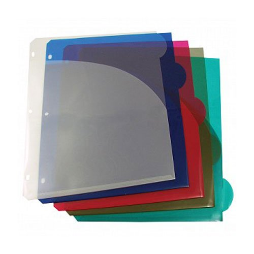 C-Line Biodegradable 5-Tab Binder Index Dividers With