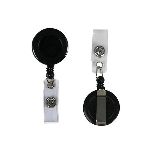 Id Card Reel with Belt Clip