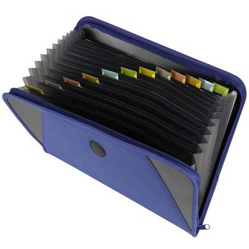 Expandable Document Folder Image 1