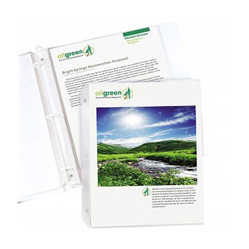 C-Line Clear Biodegradable Top Load Poly Sheet Protectors 25pk - CLI-4947 (CLI-04947) Image 1