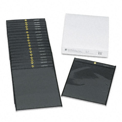 Clear Vinyl Document Holders Image 1