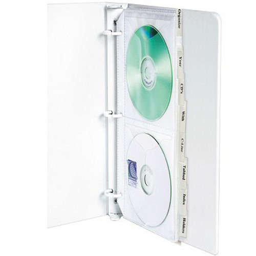 DVD Holder Binder Image 1