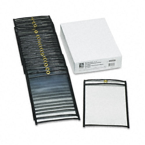 Vinyl Document Holders Image 1