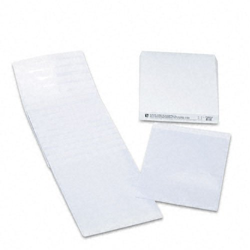Self Adhesive Heavy Vinyl Back Holders Pockets Image 1