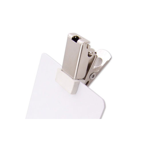 Card Clamp with U-Clip - 100pk (MYBPK1) Image 1