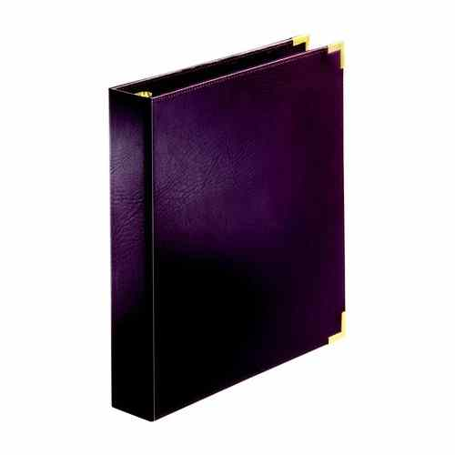 "Cardinal 1.5"" Burgundy Business Collection Presentation Binder 4pk - CRD-1445 710 (CRD-1445-710) Image 1"