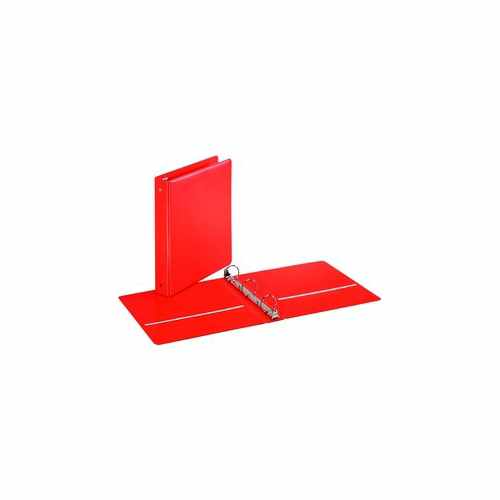 "Cardinal 1.5"" Red EconomyValue Round Ring Binder 12pk (CRD-90323) Image 1"