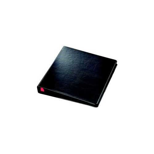 "Cardinal 1"" Black EasyOpen Locking Slant-D Ring Binder 12pk - CB (CRD-18712) Image 1"