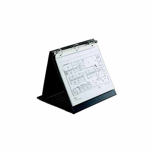 Horizontal Easel Ring Binder Image 1
