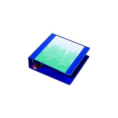 "Cardinal 3"" Blue XtraLife ClearVue Locking Slant-D Ring Binder 6pk (CRD-26332) Image 1"