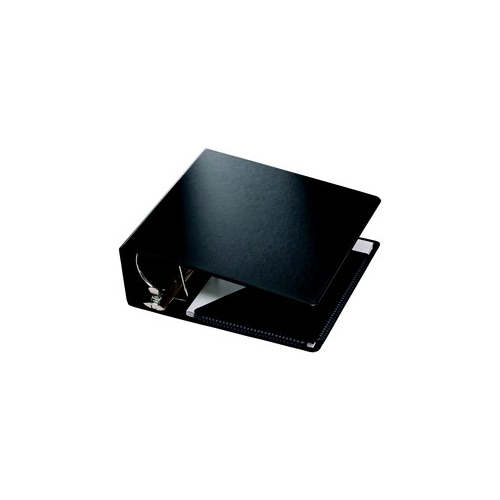 "Cardinal 4"" Black SuperStrength Locking Slant-D Ring Binder 6pk - V3 (CRD-11832) Image 1"