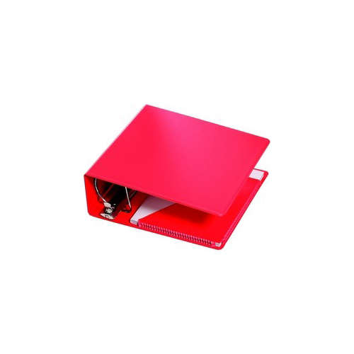 "Cardinal 4"" Red SuperStrength Locking Slant-D Ring Binder 6pk - V3 (CRD-11852) Image 1"