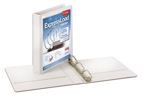 Expressload Clearvue Locking Ring Binders Image 1