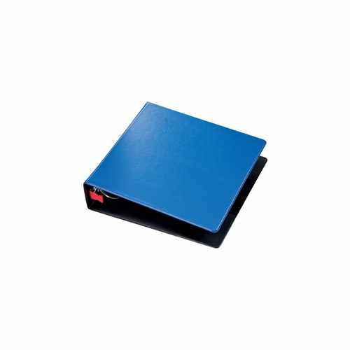 Cardinal Medium Blue EasyOpen Ring Binder w/Label Holder (CRD-EOLRBLHMB) Image 1