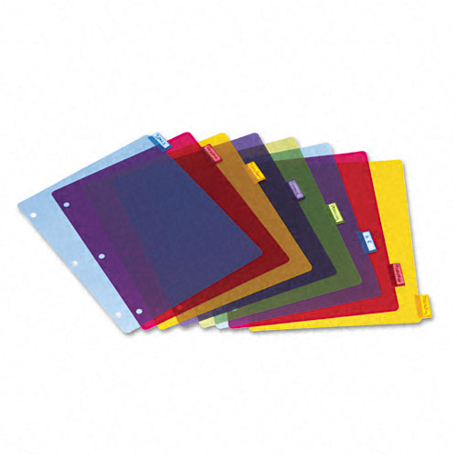 Polypropylene Index Dividers Image 1